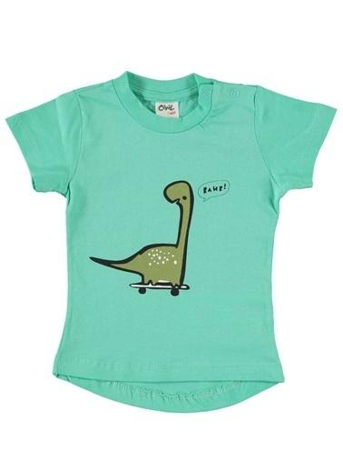 Civil Baby Tişört Yeşil